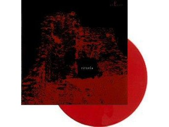 Shever -Rituals lp red vinyl Female doom metal act Svart rec