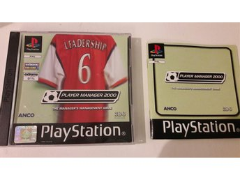 Player manager 2000 ps one