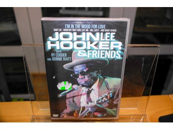 John Lee Hooker and Friends/im in mood for love