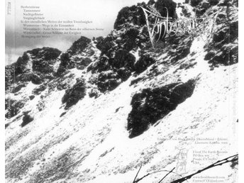 CD with Vinterriket.Title: Der Letzte Winter-Der Ewigkeit Entgegen - Linköping - CD with Vinterriket.Title: Der Letzte Winter-Der Ewigkeit Entgegen - Linköping