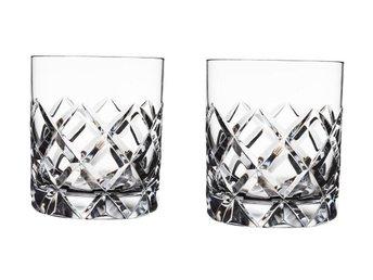 2st NYA Whiskeyglas. Sofiero. Orrefors. Gunnar Cyren - Kalmar - 2st NYA Whiskeyglas. Sofiero. Orrefors. Gunnar Cyren - Kalmar