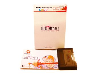 Final Fantasy II till Wonderswan