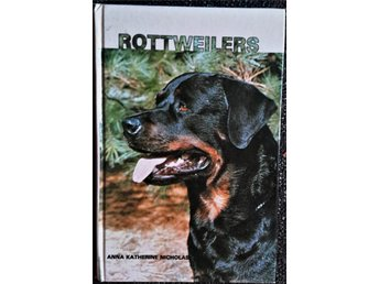 ROTTWEILERS by Anna Katherine Nicholas