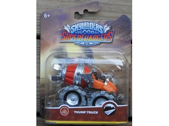 SKYLANDERS Superchargers - Thump Truck Fordon  Vehicle- NY!