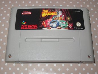 The Brainies till Super Nintendo SNES