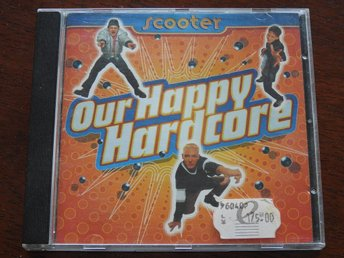 Scooter - Our Happy Hardcore CD