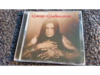 Ozzy Osbourne The Essential dubbel CD