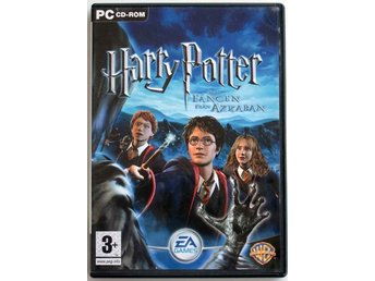 Harry Potter Fången Från Azkaban - PC spel