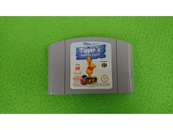 Tiggers Honey Hunt Nintendo 64 N64 Nintendo 64