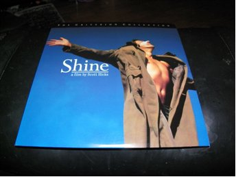 Shine - The criterion collection - 1st Laserdisc