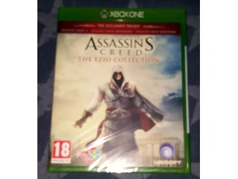 Assassins creed Ezio collection till Xbox one NYTT!