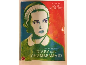DVD Diary of a Chambermaid Svensk text INPLASTAD