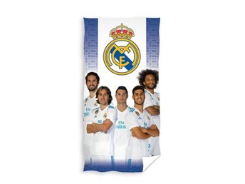 Real Madrid Handduk Team