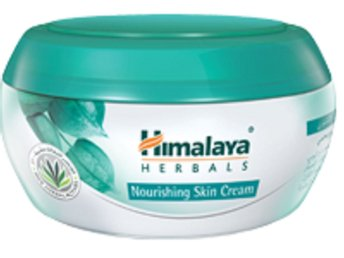 Himalaya (India) Nourishing Skin Cream 100ml Moisturize,  Nourish & Protect Skin
