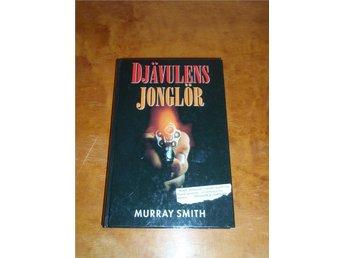 Murray Smith - Djävulens jonglör - Norsjö - Murray Smith - Djävulens jonglör - Norsjö