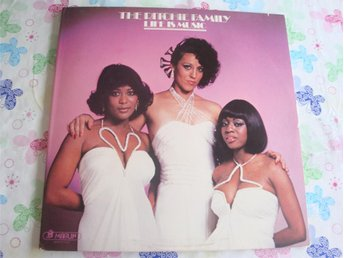 THE RITCHIE FAMILY - LIFE IS MUSIC LP 1977 R&B