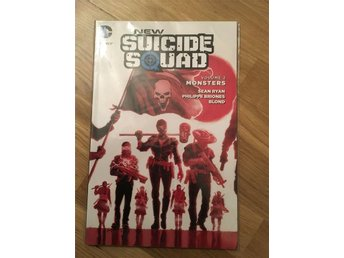 NEW SUCIDE SQUAD  TP/ VOL 2: Monsters