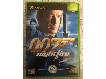 Xbox - 007 Nightfire -Spel