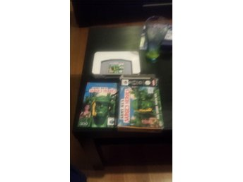 Army men Nintendo 64