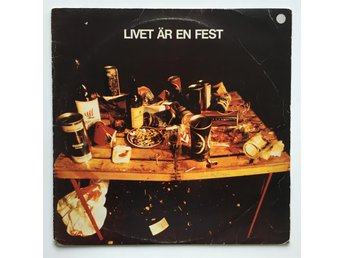 NATIONALTEATERN Livet Är En Fest LP SWE 1974