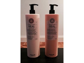 Maria Nila, Head & Hair Heal, Shampoo och Conditioner, 1000ml var