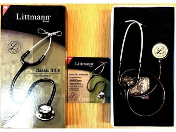 Stethoscope Littmann (copy of original - Ej original)
