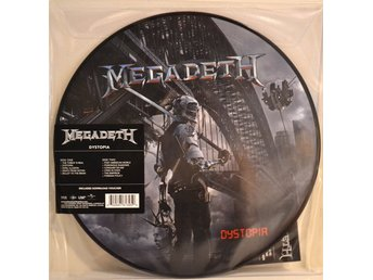 Megadeth - Dystopia (Picturedisc) NY LP