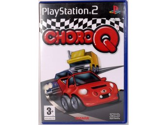 ChoroQ - PS2 - PAL (EU)