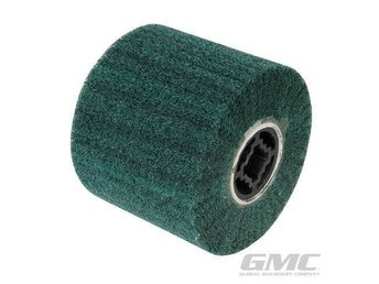 GMC Nylon Web Drum 100 x 120mm 180 Grit FOR# BURNISHER SANDER