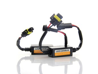 H7 LED Decoder Canbus Varning Headlight Canceller
