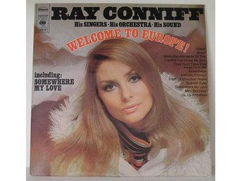 Ray Connif. Welcome to Europe.
