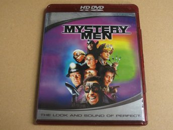 MYSTERY MEN (HD DVD) Ben Stiller