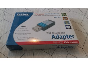 D-Link USB Bluetooth Adapter