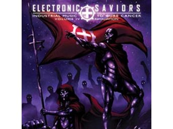 Electronic Saviors - Industrial Music To Cure... (4 CD)