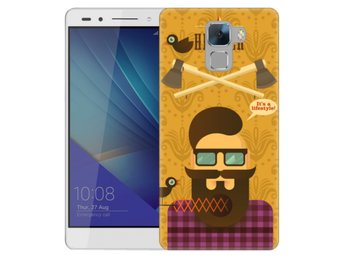 Huawei Honor 7 Skal Hipster Lifestyle