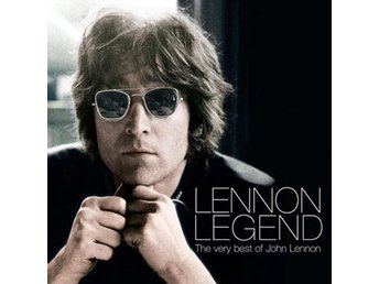 Lennon John: Legend 1969-80 (CD)