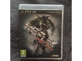 Reflex mx vs atv, motorcross racingspel ps3 Playstation 3