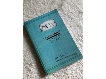 Bok: Mess - manual of accidents and mistakes, Keri Smith
