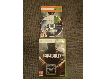 Call Of Duty - Black Ops Xbox 360