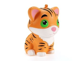 Squishy slow-Tiger  10cm