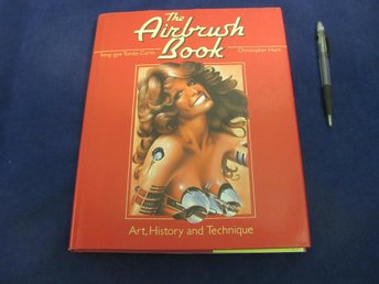 The Airbrush Book av Tombs Curtis / Hunt