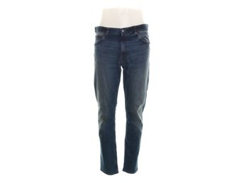 MTWTFSS Weekday, Jeans, Strl: W32 L32, Sunday Cotton Blue, Blå