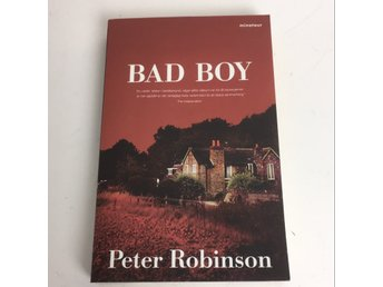 Bok, Bad boy, Peter Robinson, Pocket, ISBN: 9789185419609, 2010