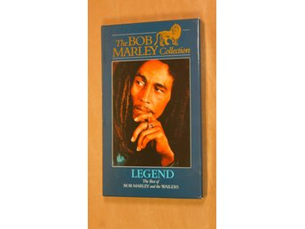 LEGEND THE BOB MARLEY COLLECTION- Bob Marley and the wailers(VHS)