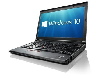 ThinkPad X230 Laptop | Refurbished | Intel Core i7 3rd Gen | 8GB 180 GB SSD