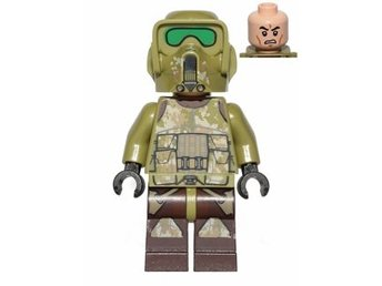 "Lego Star Wars Figurer - ""41st Elite Corps Trooper"" NY"