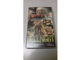 HELLNIGHT. KÖP HOUSE OF HORROR VHS
