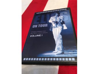 "Elvis Presley DVD: ""ON Tour Outtakes-volume 1."""