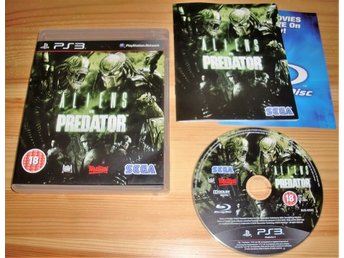 PS3: Aliens vs Predator