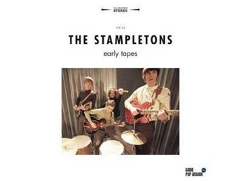 Stampletons- Early Tapes - 2xLP NY - FRI FRAKT